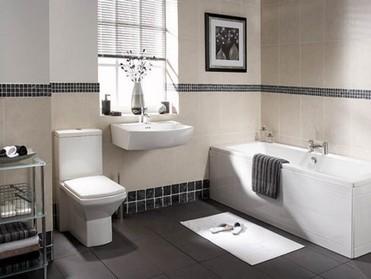 Bathroom Showrooms Taunton glowing grates